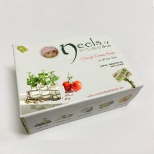Cherry's Tomoto Soap