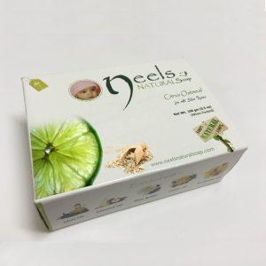 Citrus Oatmeal